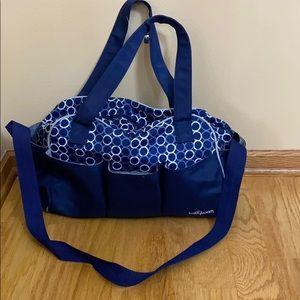 Handbags - babybag with pockets
